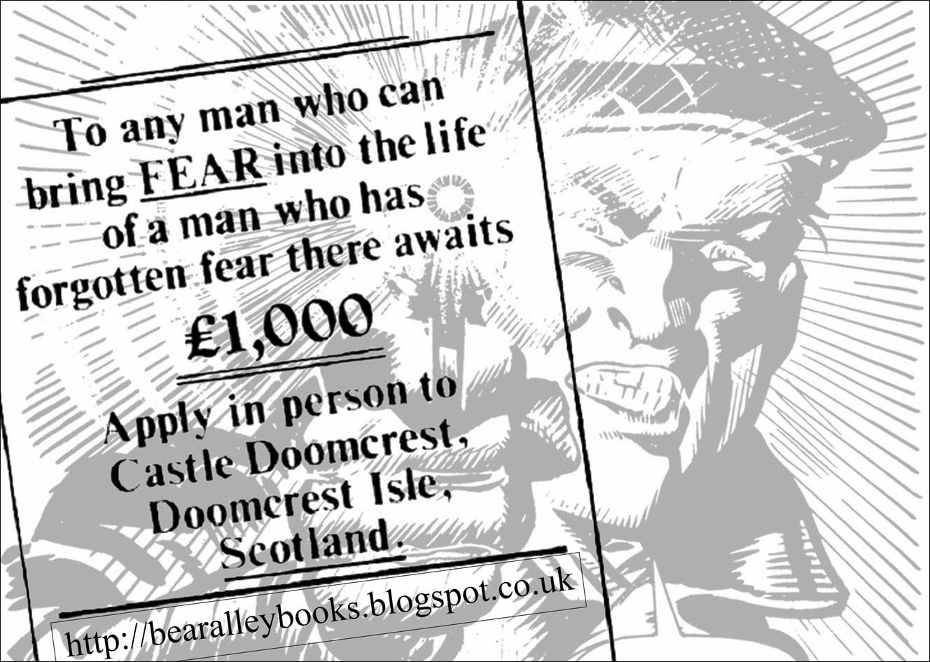 http://bearalleybooks.blogspot.co.uk/2014/01/the-man-who-searched-for-fear.html