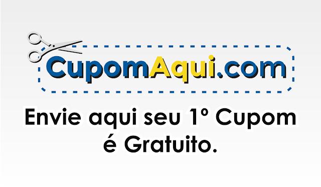 Cupom Aqui