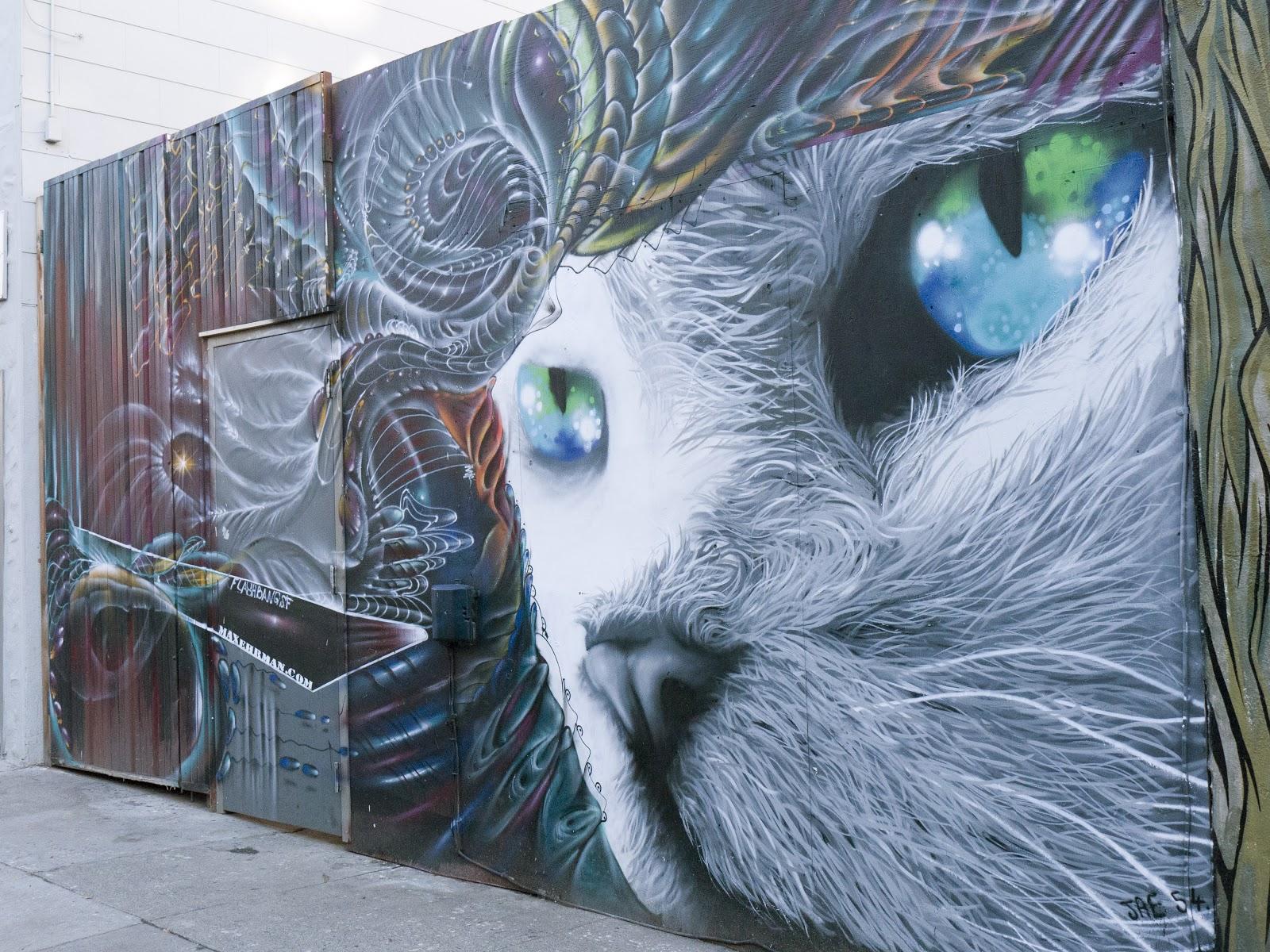Urban Street Artist Spy The Dna Life