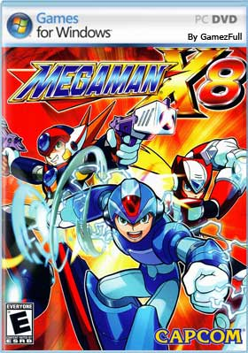 MegaMan X8 Para PC [Full] Español [MEGA]