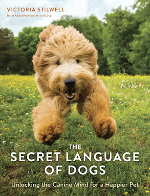 The Secret Language of Dogs by Victoria Stilwell Book Cover in Book Club January 2017