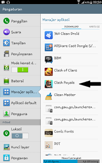 Tutorial Cara Bermain Game Clash Royale Lebih dari Satu Akun di Hp Android