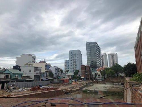 Khu vực xung quanh thành Điện Hải