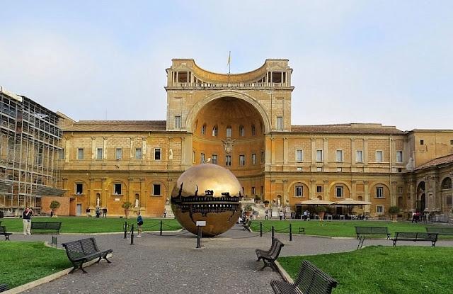 Sobre os Museus do Vaticano em Roma
