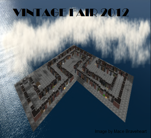 6a35f385d4f Tres Beau Gets into the Vintage Fair Groove  Vintage Fair 2012 August 4th  thru August 29th