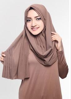 Model Jilbab Pashmina Instan