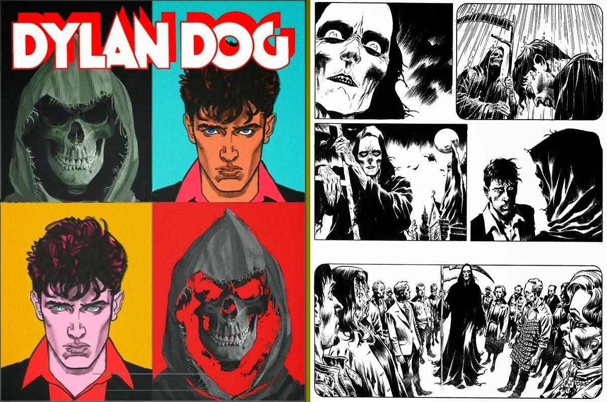 Dylan Dog #331 - La morte non basta