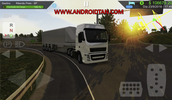 Heavy Truck Simulator Mod Unlimited Money