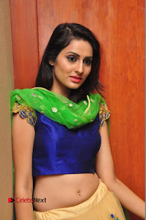 Model Nikhitha Pictures at Hi Life Exhibition Press Conference 0006