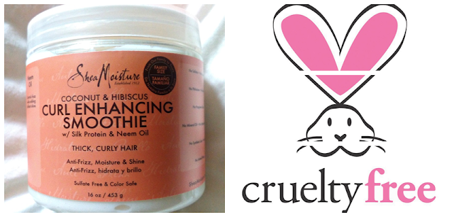 SheaMoisture's review cruelty free