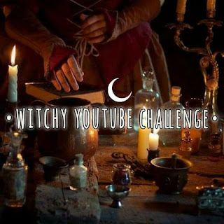 Witchy Youtube Challenge