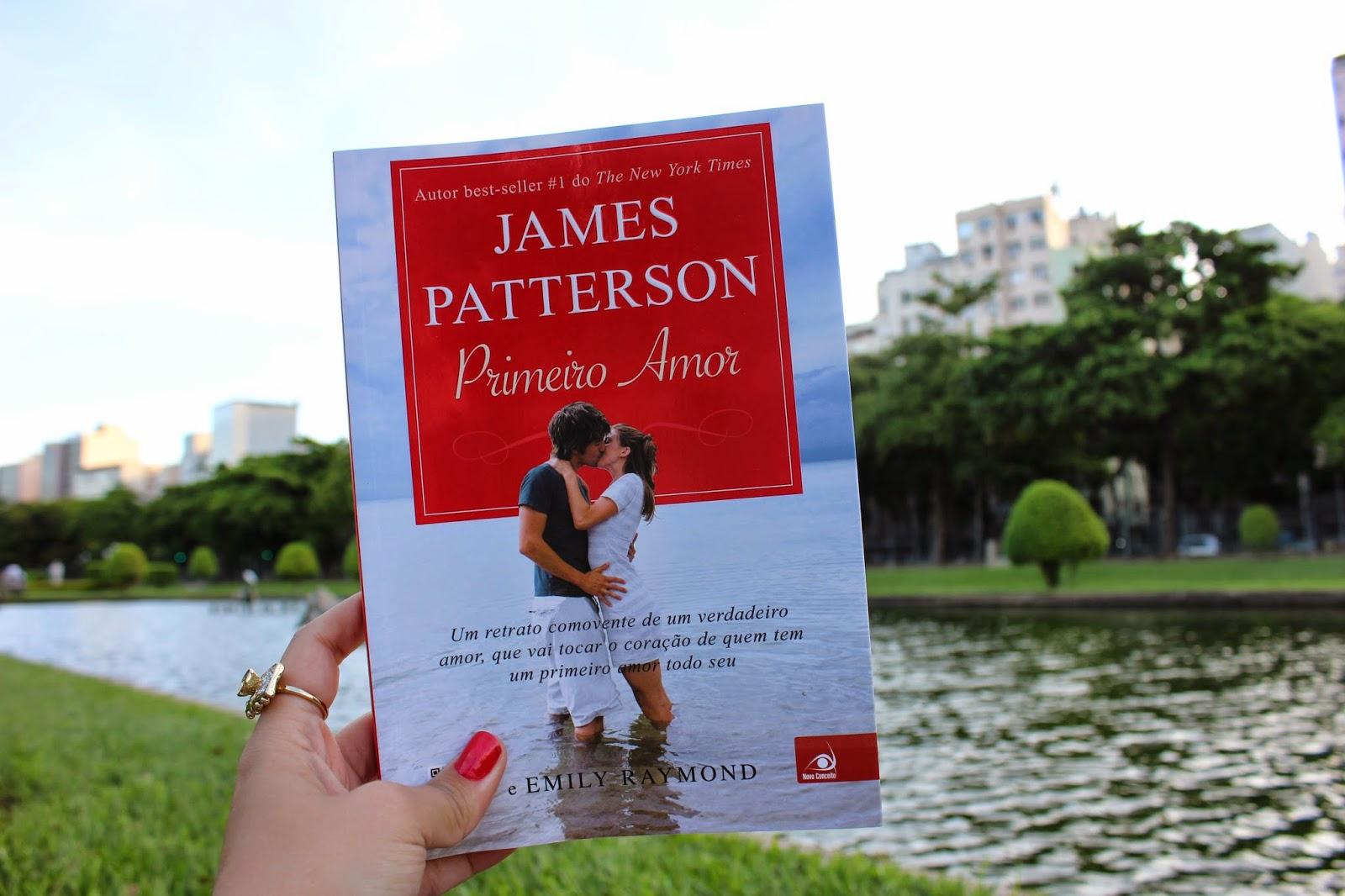 Resultado de imagem para james patterson+primeiro amor