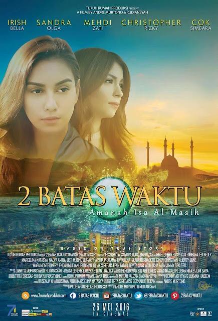 [Review Film: 2 BATAS WAKTU]  PERJALANAN SPIRITUAL 2 DIMENSI