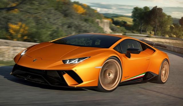 Debut oficial del Lamborghini Huracan Performante