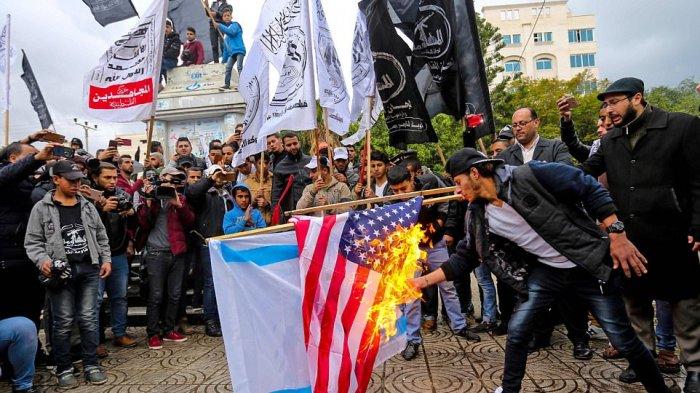 Dunia Mengecam Israel