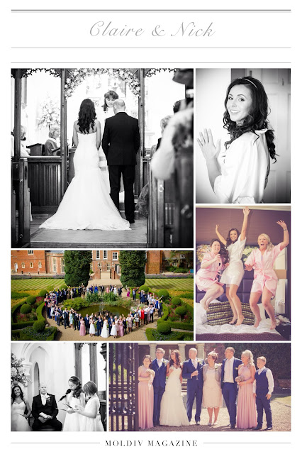 Wotton House Wedding