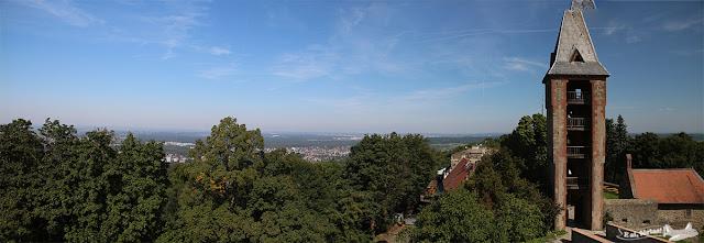 Burg Frankenstein, Mühltal, Darmstadt, Alemanha