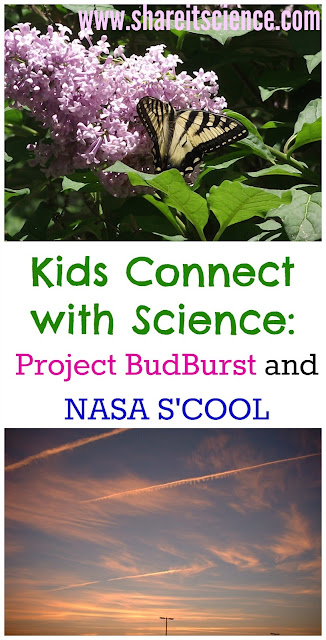 Pathways to Science: NASA S'COOL and Project BudBurst