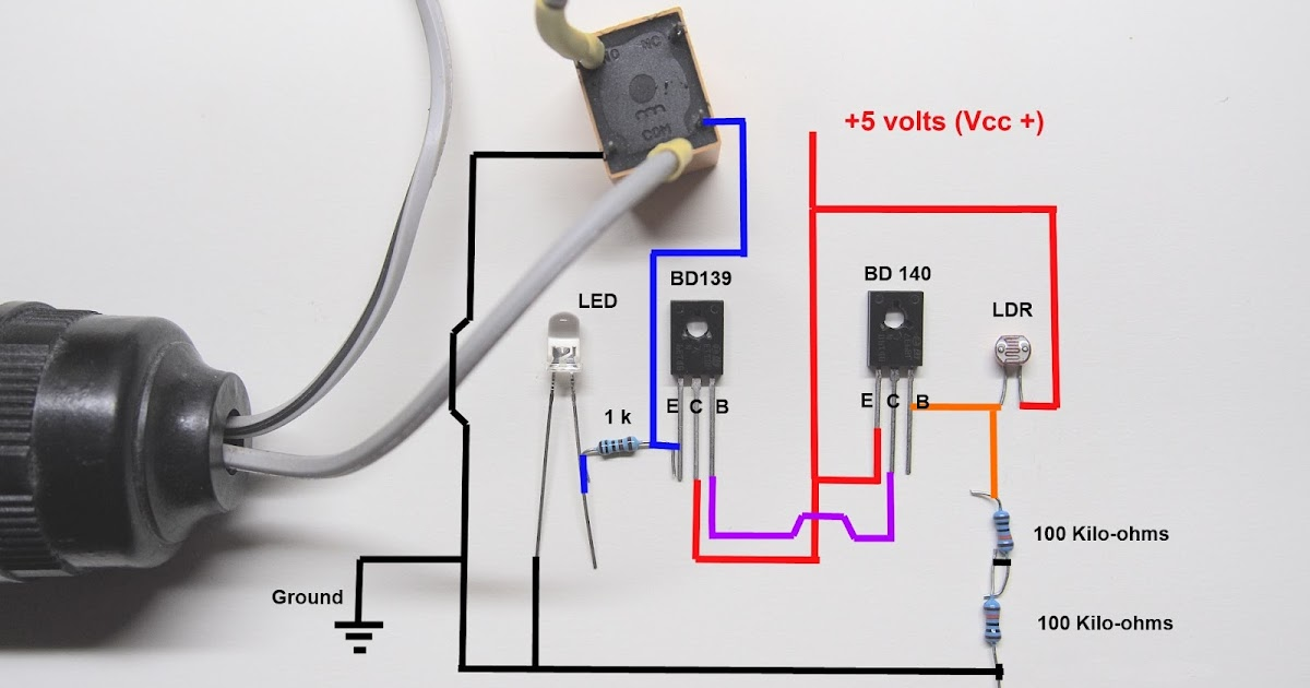 Simple%2Bautomatic%2Blight%2Bswitch5  Channel Amp Wiring Diagram on