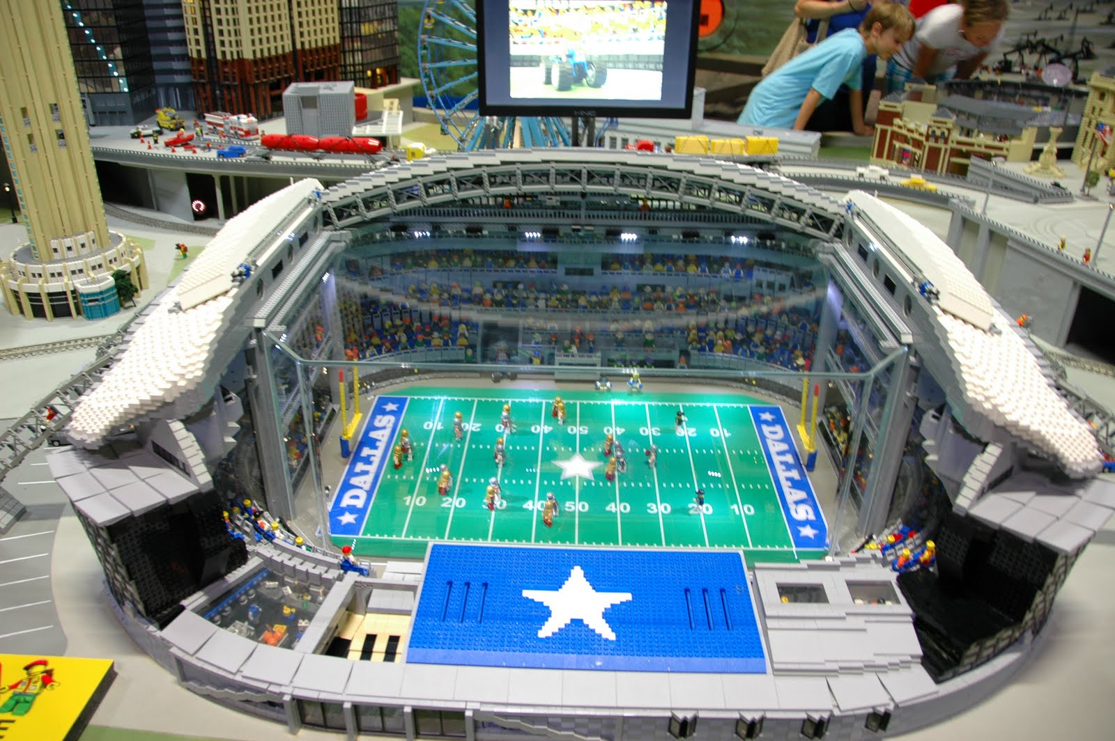 whatVLthinks: Legoland Discovery Center Dallas Fort Worth ...