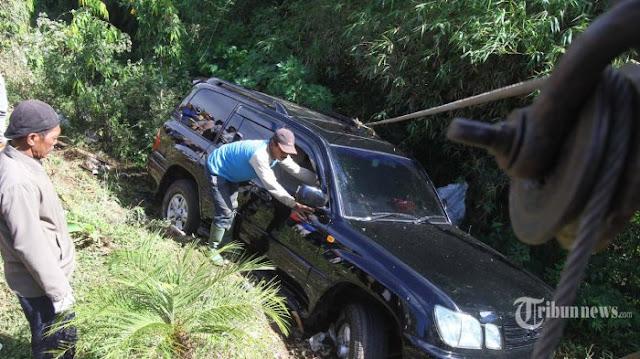 Mobil Masuk Jurang, Angela Bertahan Hidup 7 Hari Hanya Minum Air Radioator