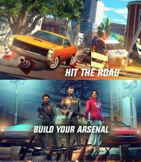 Gangstar New Orleans Mod APK New