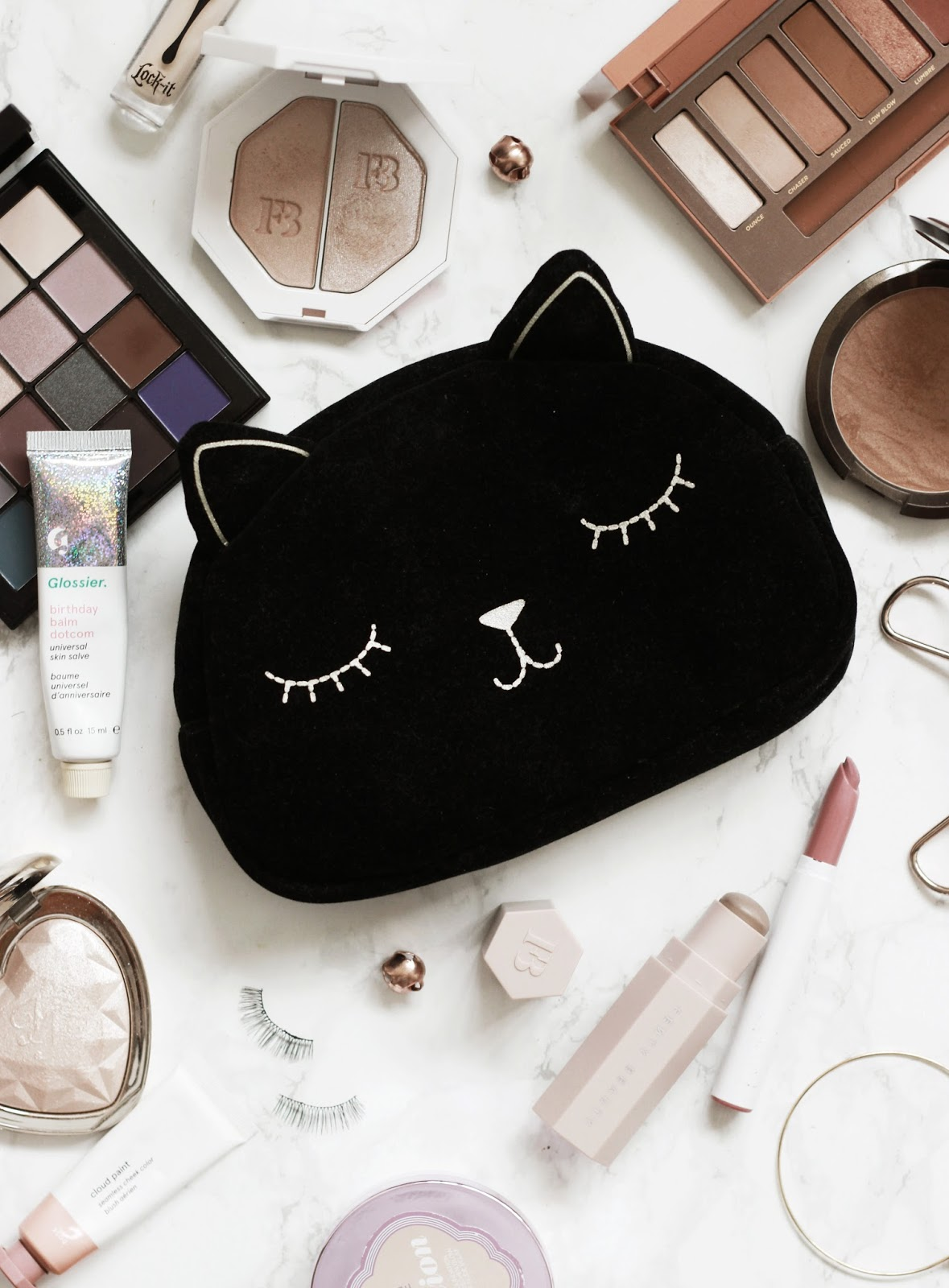 October Makeup Bag