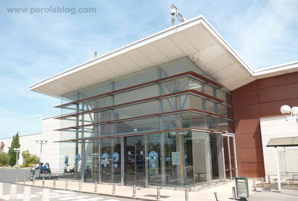 Centre Commercial Auchan à Pérols