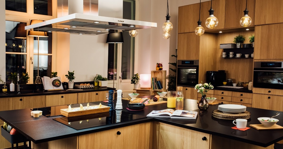 KUCHNIA SPOTKAŃ IKEA  design lifestyle blo