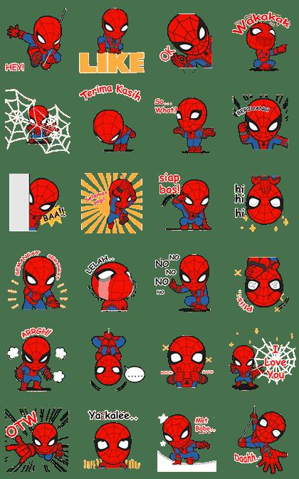 Spider-Man: Homecoming × Jumbooka