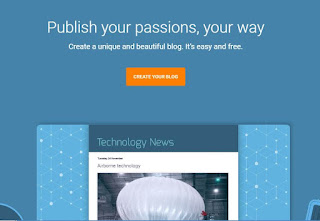 Kali ini saya akan menyampaikan sedikit pembahasan tentang cara membuat blog baru di blog Geveducation:  Membuat Blog Baru di Blogger (Tutorial Lengkap dengan Gambar)