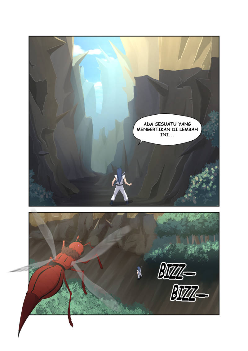 Heaven Defying Sword Bahasa Indonesia Chapter 28