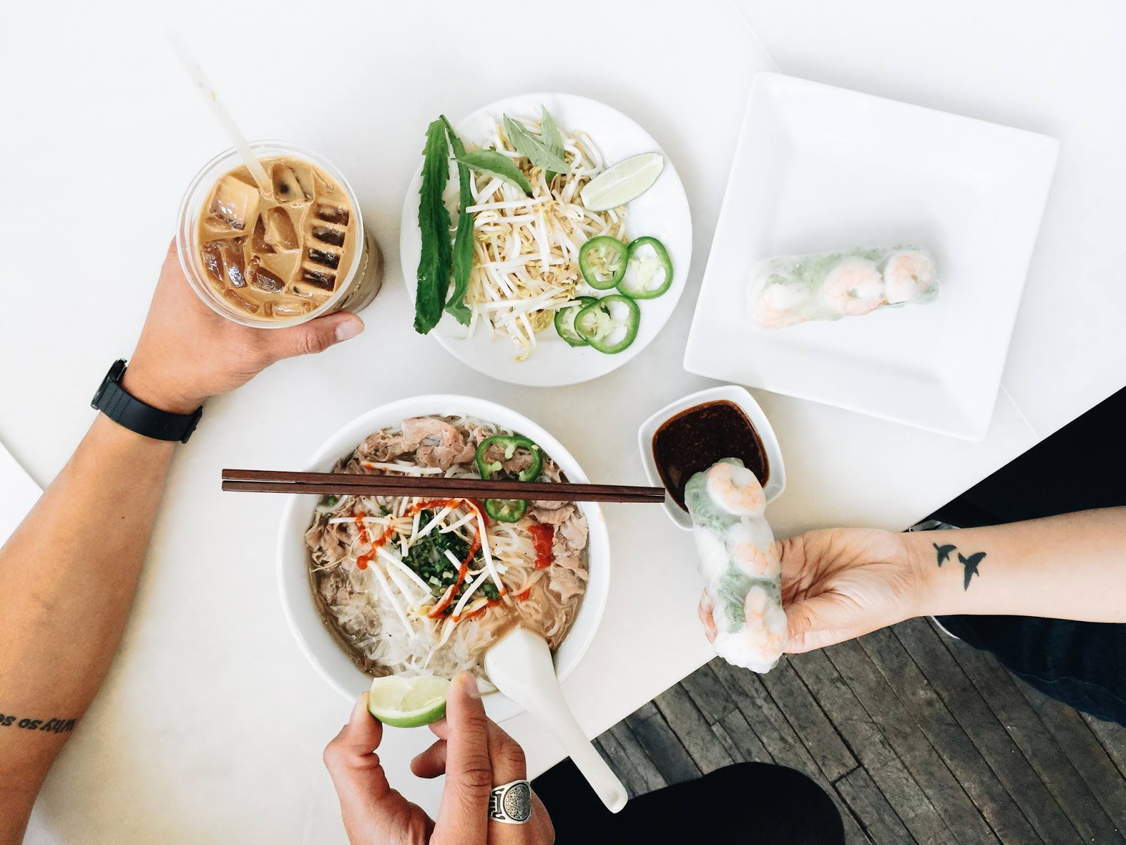 Mar. 4 | Sawleaf Opens New Location In Irvine - First 100 Get Free Sriracha Keychain