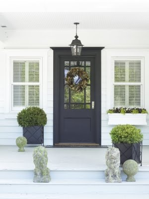 Shorely Chic: Coastal Front Doors