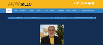 Jacob Melo - site oficial