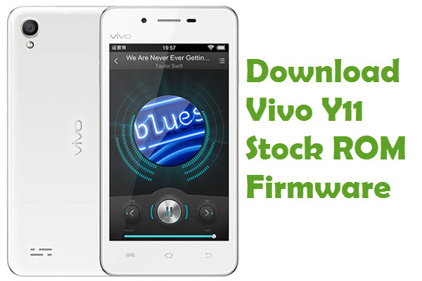 Vivo Y11 Stock Rom Download