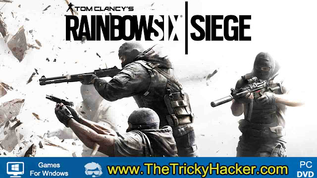 Tom Clancy's Rainbow Six Siege Free Download Full Version Game PC