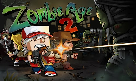 Zombie Age 2 Apk Mod  for android