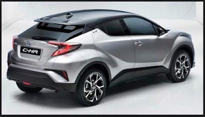 Saat pertama kali debut pada ajang IIMS  Macho di Segmen Crossover, Ini Kelebihan Toyota CHR