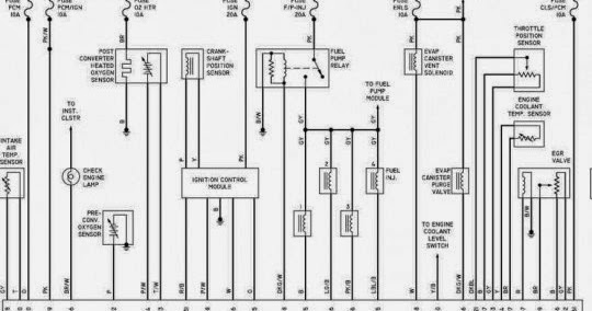 Wiring Diagrams and Free Manual Ebooks: 1997-2000