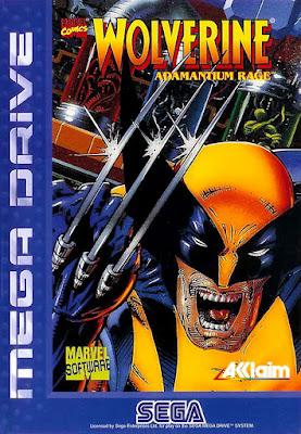 Review - Wolverine: Adamantium Rage - Mega Drive