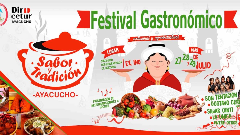 Festival Gastronomico Ayacucho