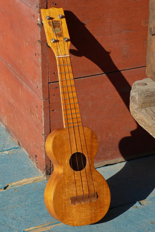kumalae koa soprano ukulele