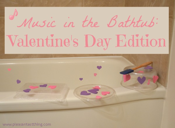 Music in the bathtub