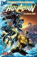 Os Novos 52! Aquaman #15