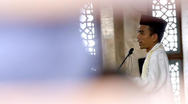 Alasan Gerindra Ingin Ustaz Abdul Somad Jadi Cawapres Prabowo