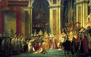L'incoronazione di Giuseppina