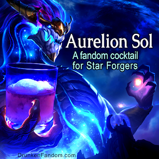Aurelion Sol Cocktail