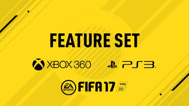 FIFA 17 no contará con su modo historia en la antigua generación