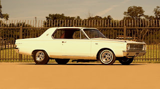 1966 Dodge D-Dart GT Sports Coupe Side Right